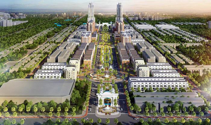 Khu đô thị Big C Bắc Giang – nơi đầu tư tiềm năng của các nhà đầu tư trong nước