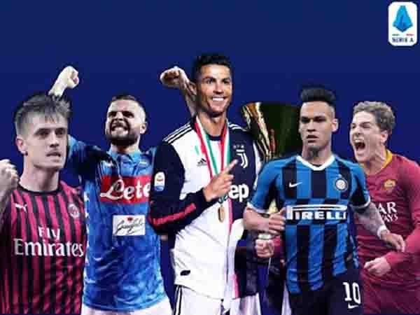 Đội bóng ghi bàn nhiều nhất Serie A sau đợt nghỉ dịch dài