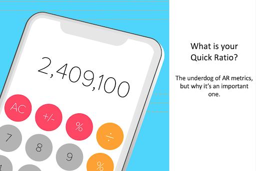 Quick Ratio đo lường mức thanh khoản của các sản phẩm có giá trị