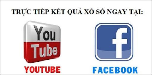 Top 3 kênh phát trực tiếp xổ số phổ biến nhất tại Việt Nam - Youtube, Facebook