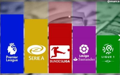 Những giải đấu hàng đầu thế giới đều được cập nhập đầy đủ tại đây